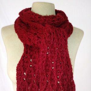 ❤️ Knit Winter Scarf #hundredsofscarves